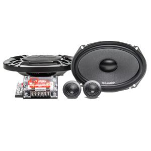 DD Audio DC6X9 D CLASS 6X9 COMPONENT SET
