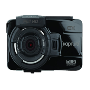 Kapture KPT-920 DLX Series In Car Dash Cam with GPS, Wi Fi & ADAS