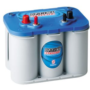 Optima Blue Top Marine Dual Purpose Battery