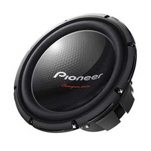 Pioneer TS-W311D4 12″ Dual Voice Coil Subwoofer (1400W)