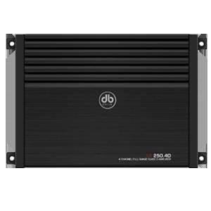 DB Drive A8-250.4D 4 Ch Amp 4x 150 Watts