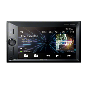 Sony XAV-V630BT Digital Multimedia Receiver