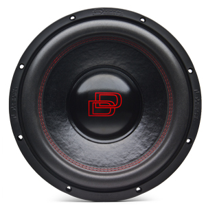 """DD Audio DD612-D2 12"""" Subwoofer"""