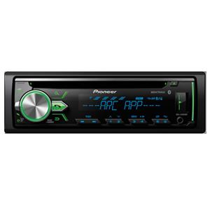 PIONEER DEH-X4950BT BLUETOOTH/CD/TUNER/USB