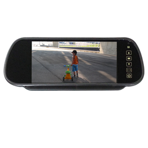 AVS RM70M 7″ Rear View Mirror LCD Monitor