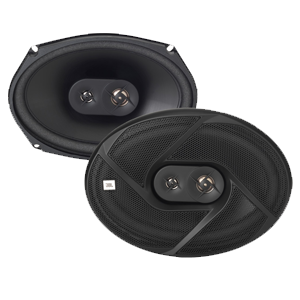 "JBL GT6-69 6"" x 9"" 3-Way Car Speakers"