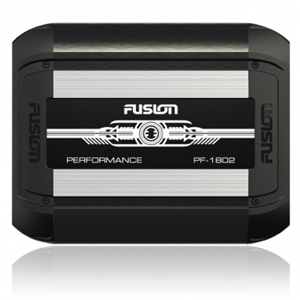 Fusion PF-1802 1200 Watt 2 Channel Amplifier