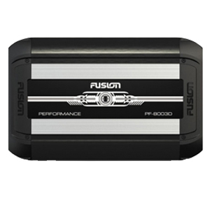 Fusion PF-8003D 2400 Watt 3 Channel Amplifier