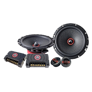 DB Drive S5-6C Component System 400 Watts