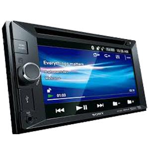 Sony XAV68BT DVD Headunit